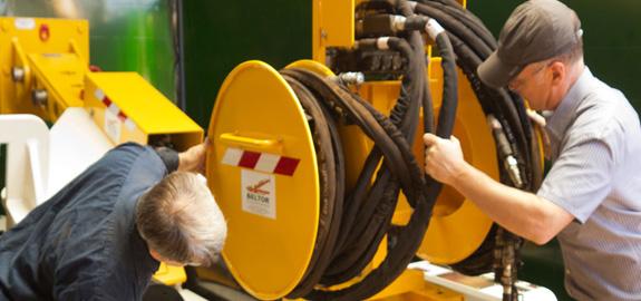 Beltor Longwall Equipment