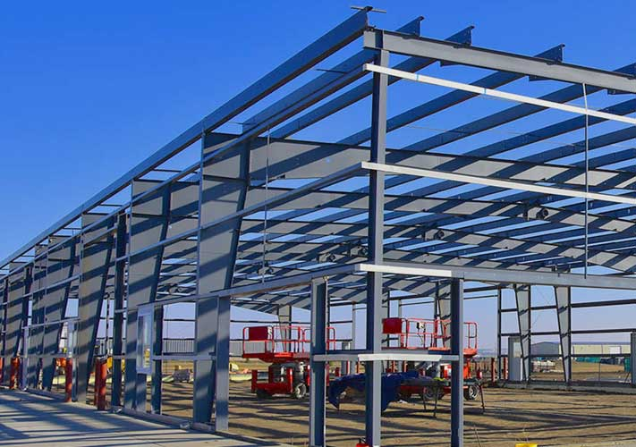 steel fabrication industrial services nsw